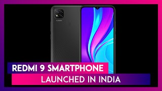 Redmi 9 Smartphone With MediaTek Helio G35 SoC Launched in India; Prices, Features, Variants & Specs  IMAGES, GIF, ANIMATED GIF, WALLPAPER, STICKER FOR WHATSAPP & FACEBOOK