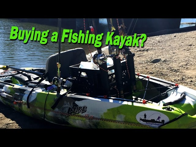 Must Watch Before Buying a Fishing Kayak