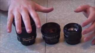 Nikon 20mm 1.8 G lens vs old 20mm AF D 2.8 review with D610