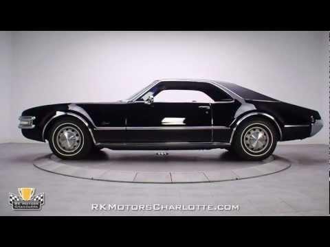 1968 Oldsmobile Toronado Classic Car