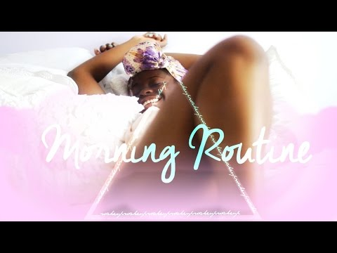MY MORNING ROUTINE | for SELF LOVE, POSITIVITY, PRODUCTIVITY, CREATIVITY, WELLNESS