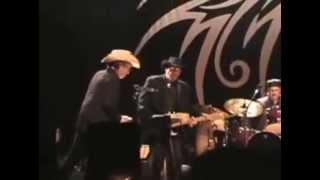 Bob Dylan - Down Along the Cove Live John Wesley Harding (All Seeing Eye) including intro