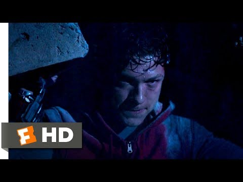 Spider-Man: Homecoming (2017) - A Trapped Hero Scene (9/10) | Movieclips