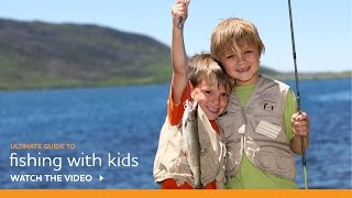 Your Guide to Fishing with Kids near Mammoth Lakes