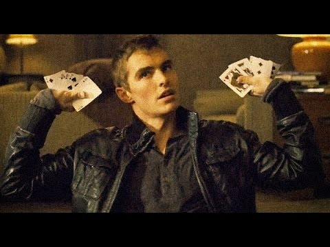 Now You See Me 2- FLYING CARDS TUTORIAL