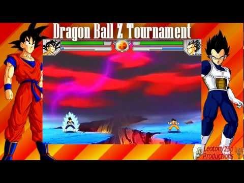 Dragon Ball Z Cartoon Network Game   secondtofirst com