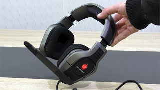 Cooler Master CM Storm Sirus 5.1 Gaming Headset Review