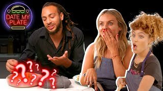 I Chose My Girlfriend Based ONLY On Her Cooking | Date My Plate