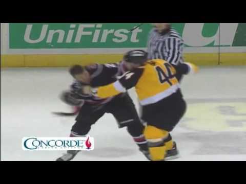 Tyler Barr vs. Graeme Strukoff