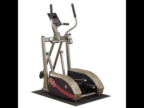 Best Fitness Center Drive Ellitical Trainer