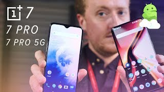 OnePlus 7 vs OnePlus 7 Pro vs OnePlus 7 Pro 5G: What's the difference? Which one should you buy?