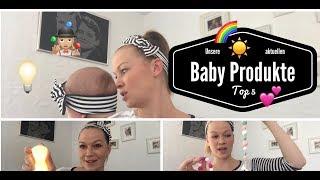 Unsere aktuellen 5 TOP Baby Produkte