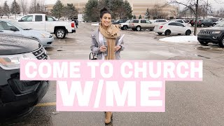 WHAT I LEARNED FROM CHURCH | ADDRESSING NEGATIVITY
