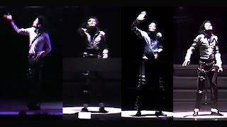 Michael Jackson ~ Human Nature Endings (Bad World Tour)