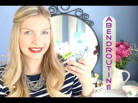 Meine Gesichtspflege Abendroutine mit Cleanser, Öl, Nachtcreme etc.| Make-Up Monday