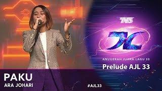 Paku - Ara Johari   Prelude #AJL33 (2019)