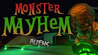 Monster Mayhem - Aliens (Garry's Mod)