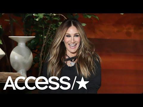 Sarah Jessica Parker Jokes That Ellen DeGeneres Should Play Samantha In 'SATC 3' | Access