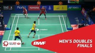 F   MD   GOH/TAN (MAS) [1] vs LU/YANG (TPE) [5]   BWF 2019