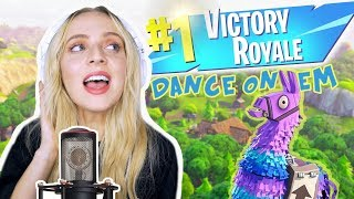 I Wrote a Song Using ONLY FORTNITE SOUNDS - YouTube