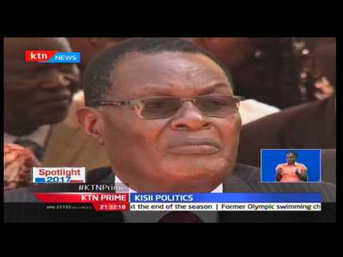 Spotlight 2017: politics build-up in Gusii land as Jubilee and NASA seek votes
