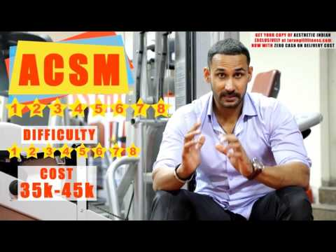Best fitness courses to study in India- SIMPLE AND EASY - YouTube