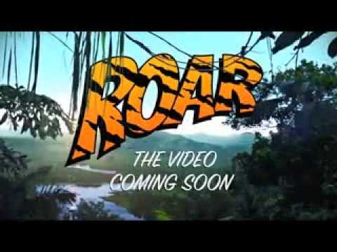 Katy Perry - Roar (OFFICIAL TEASER VIDEO)