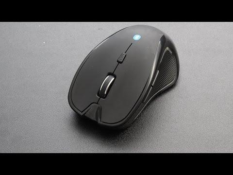 günstige Kabellose Bluetooth Maus mit fünf Tasten bei ebay & Amazon