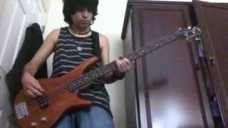Anthrax - Sabbath Bloody Sabbath (Bass Cover)