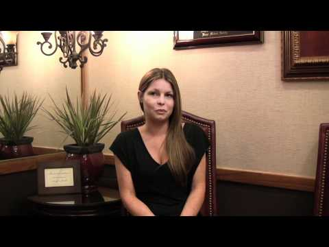 "Dr. Mehryar (Ray) Taban- Patient Testimonial ""Darcy"""