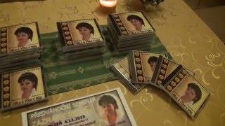 Jarmila Vlasta pokřtila nové CD srelaxačními a motivačními texty