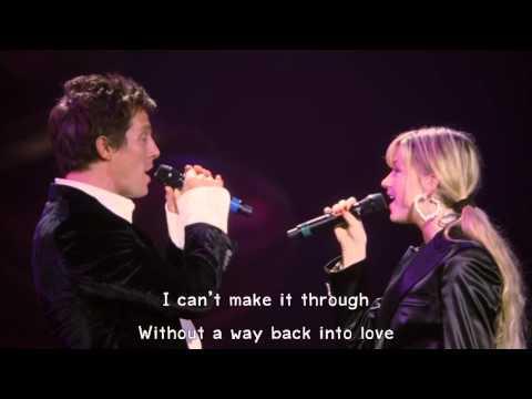Hugh Grant & Harley Bennett - Way Back Into Love (Lyrics) 1080pHD