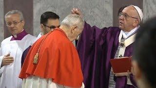 Thứ Tư Lễ Tro: Đức Thánh Cha khai mạc Mùa Chay 2018 với cuộc rước sám hối tại Vatican