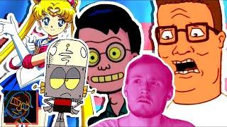 How 90s Cartoons Handled LGBT Stuff (King of the Hill, Robot Jones, Sailor Moon, Mission Hill)