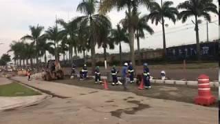 Avenida Martins Fontes: saiba mais sobre as obras da Nova Entrada de Santos