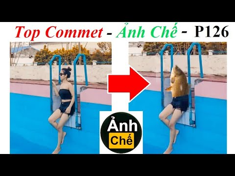 💥Top Comment Ảnh Chế  – Photoshop Troll (P 126), James Fridman