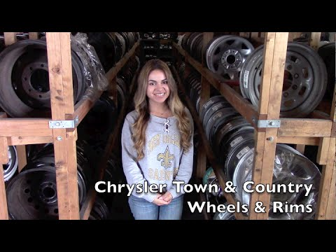 Factory Original Chrysler Town & Country Wheels & Chrysler Town & Country Rims – OriginalWheels.com