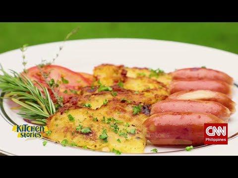 Kitchen Stories: Crispy Rosti Potato