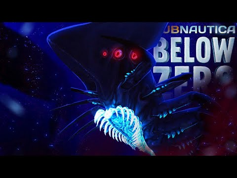 The Shadow Leviathan IS HERE!! - Subnautica Below Zero - Shadow Leviathan Update - Gameplay