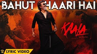 Bahut Bhaari Hai - Official Lyric Video