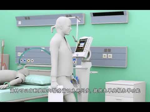 INDAS 悅康智能化醫療照護系統