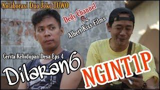 Dilarang NGINTIP #1 Kolab Albert Kiss Films ( Cerita Kehidupan Desa Eps 4 Film Pendek Dedy Channel )