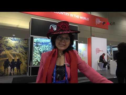 PDAC 2019: Mónica Belling en vivo para CTC Cusco desde Toronto, Canadá