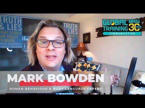 Virtual Event Speaker Communication Keynote Mark Bowden (2020 ...