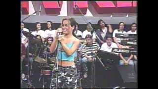 Alexia @ Programa Livre (1st) (Live in Brazil 1997) Part1, Uh La La La, Interview & Summer Is Crazy