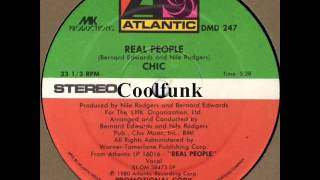 "Chic - Real People (12"" Disco-Funk 1980)"