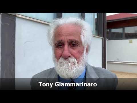 Preview video I 70 ANNI DELLA BACIGALUPO: TONY GIAMMARINARO
