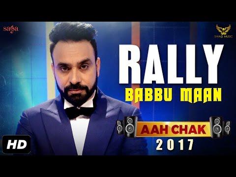 Rally  Babbu Maan