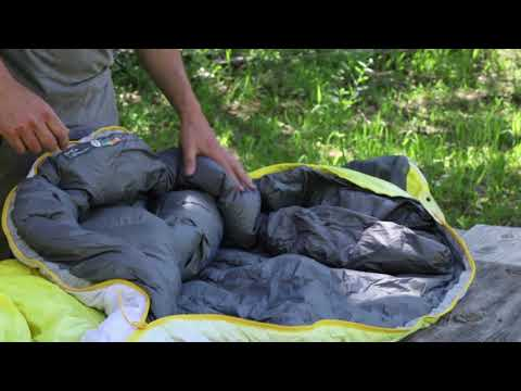 Gear Review: Therm-A-Rest Parsec 20° Sleeping Bag