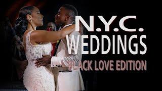 Inspirational African American Elegant  New York City Wedding Film At Guastavinos